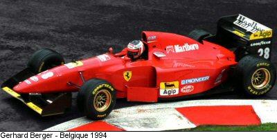Moteurs Ferrari de F1 (1950 à 2014) 185