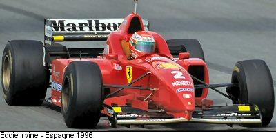 Moteurs Ferrari de F1 (1950 à 2014) 203