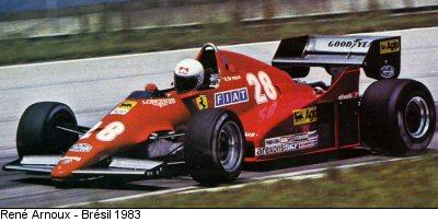 Moteurs Ferrari de F1 (1950 à 2014) 262