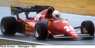Moteurs Ferrari de F1 (1950 à 2014) 263