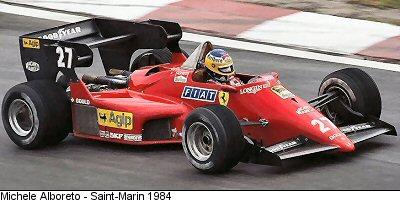 Moteurs Ferrari de F1 (1950 à 2014) 280