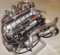 Moteurs Ferrari de F1 (1950 à 2014) Jaguar34