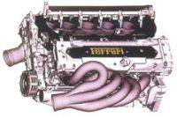Moteurs Ferrari de F1 (1950 à 2014) Fer047
