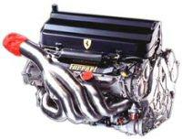 Moteurs Ferrari de F1 (1950 à 2014) Fer049
