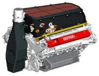 Moteurs Ferrari de F1 (1950 à 2014) Fer053