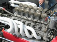 Moteurs Ferrari de F1 (1950 à 2014) Fer1969