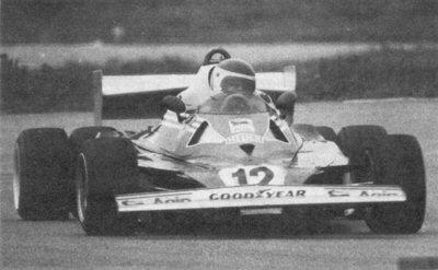 Ferrari 312t6 Stats F1